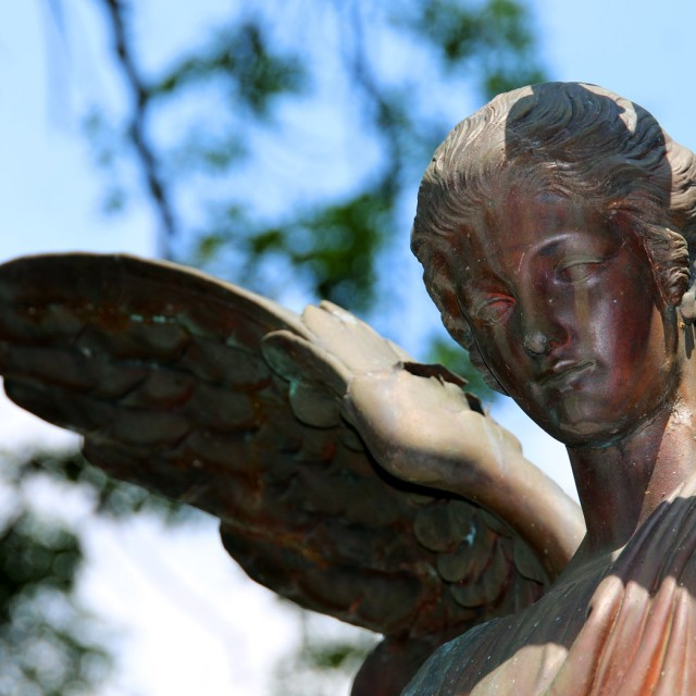 Skulptur im Böhler Park