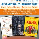Filmauswahl 2017