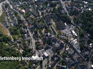 Mit der DO-27 über Plettenberg