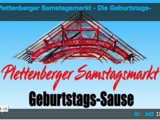 Plettenberger Samstagsmarkt