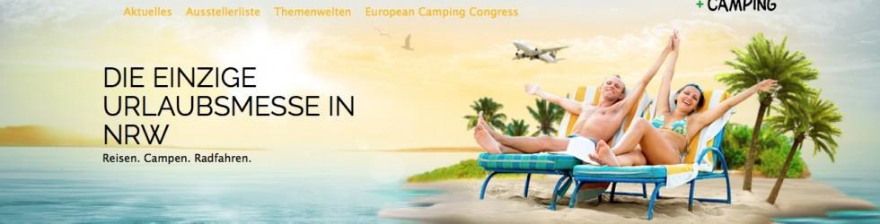 Plettenberg auf der Reise- und Campingmesse in Essen