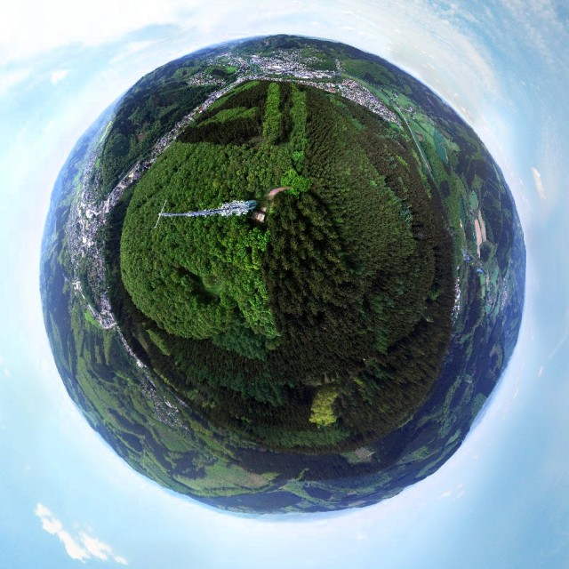 Little Planet Plettenberg
