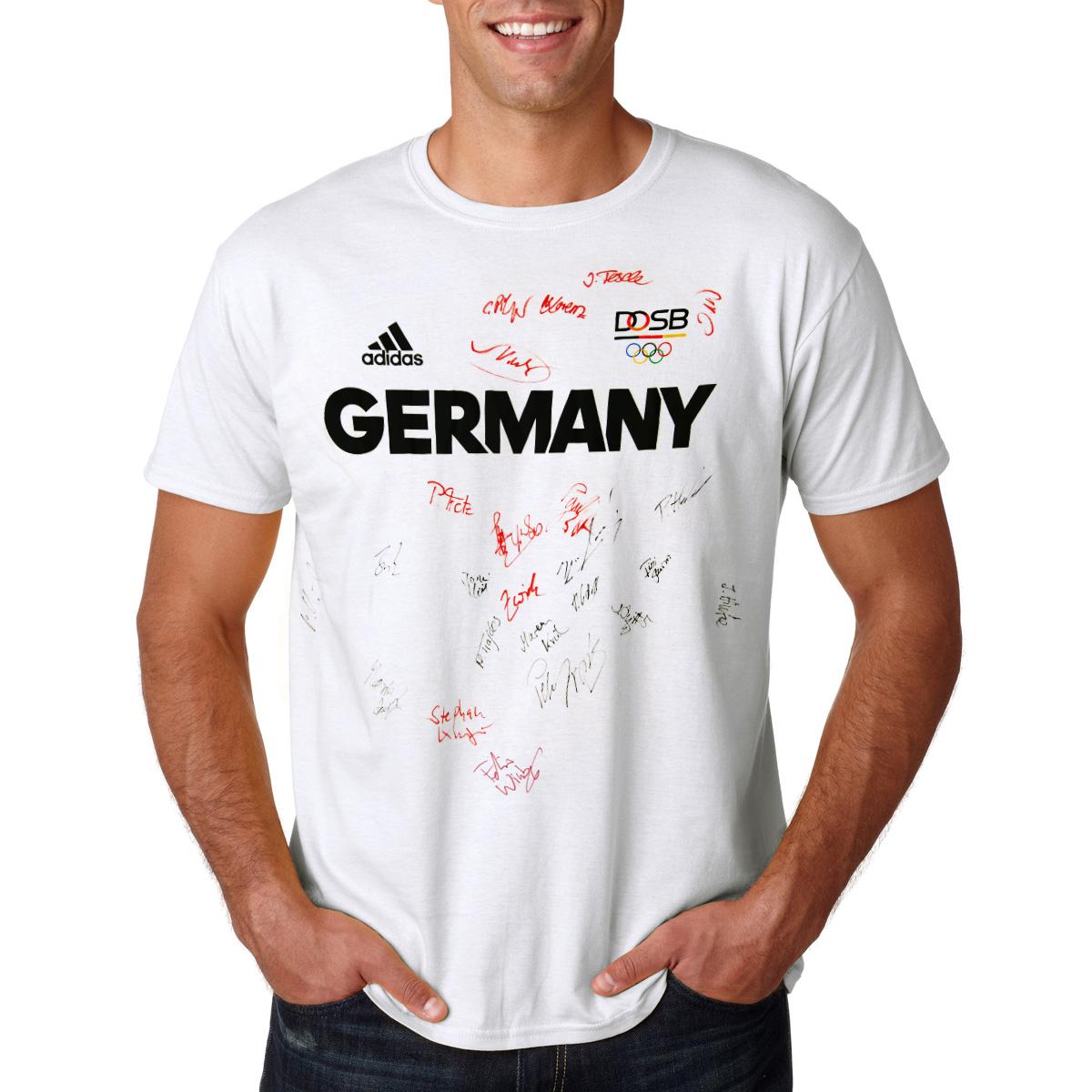 Ein einzigartiges Weihnachtsgeschenk: Das Olympia-Shirt ...