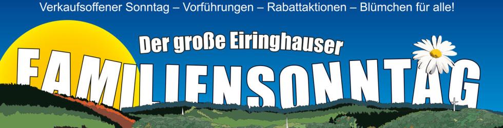 Eiringhauser Familiensonntag – Rund um den Pudding!
