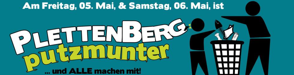 Plettenberg wird putzmunter