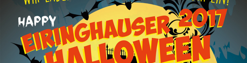 Halloween in Eiringhausen dieses Jahr am 30. Oktober