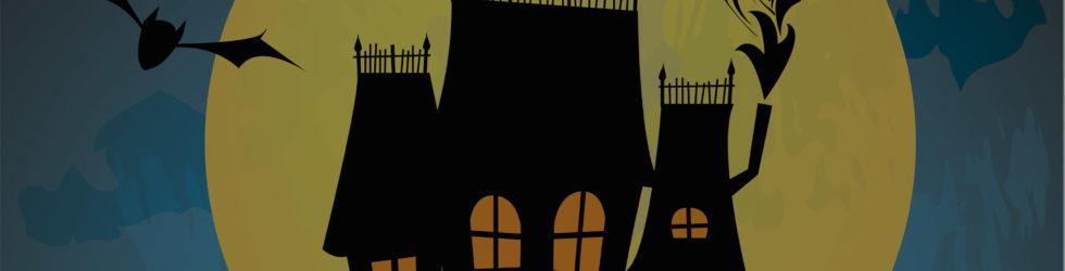 Halloween in Eiringhausen mit großer Feuershow