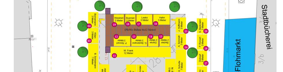 Stellplan Plettenberger Familienflohmarkt