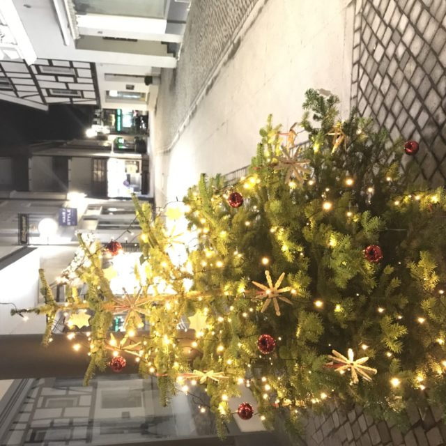 WeihnachtsbaumInnenstadt